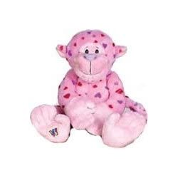 [Best price] Stuffed Animals & Plush - Webkinz Plush Stuffed Animal Love Monkey, valentine - toys-games