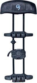 G5 Outdoor 6-Arrow Head-Loc Quiver, Black