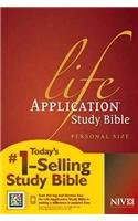 Life Application Study Bible NIV, Personal Size