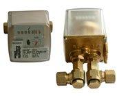 Domestic/residential/household heating oil meter, VZO4, Aquametro Contoil