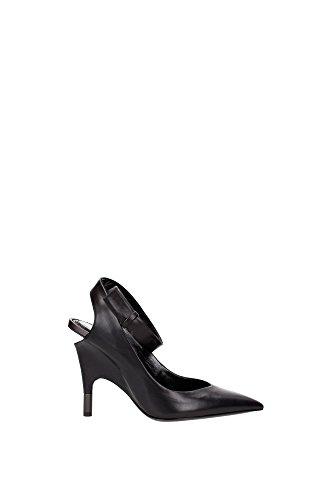 116W1817TSCABLK-Tom-Ford-Sandale-Femme-Cuir-Noir