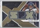 Jay Cutler #63/149 Denver Broncos (Football Card) 2008 Spx Winning Materials Single Jersey Spx Letters #Wm-Cu