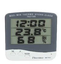 TA218 B 3 in1 Digital thermometer and hygrometer