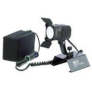 Smith Victor 280BK Video Light Kit, with 100 watt DC Light, BP3 Battery Pack and Charger