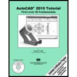 Autocad 2010 Tutorial - First Level (Pk W/13-Month...