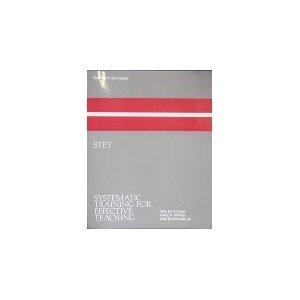 Stet: Systematic Training for Effective Teaching (Teacher's Handbook)