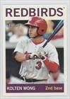 Kolten Wong St. Louis Cardinals, Memphis Redbirds (Baseball Card) 2013 Topps Heritage... by Topps