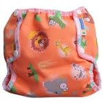 Air Flow Wrap - Nappy Cover - Savanna - Medium