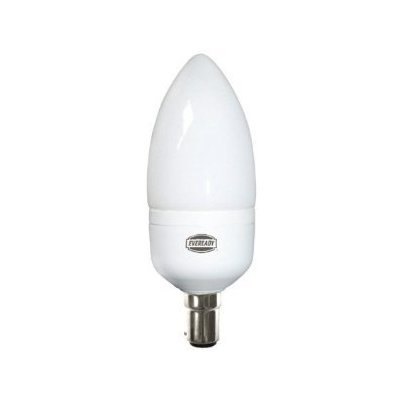 Pack of 10 PEARL Candle Lamps E27- Edison Screw Cap 35mm GE 40W ES