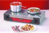 Nemco 6310-2-240 Horizontal Hot Plate, 24-Inch