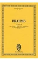 Sextet 1 Op. 18 Bfl Maj Strings (Edition Eulenburg) from Eulenburg