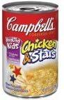 Campbells Chicken Stars