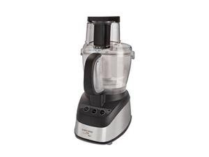 Black & Decker FP2500S Wide-Mouth Food Processor-500 Watts, Stainless Steel Home Supply Maintenance Store