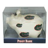 NCAA Florida Gators Piggy Bank with All Over Logo - 1