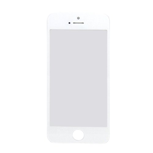 Touch Screen Digitizer Front Glass For Apple Iphone 5 Replacement Assembly Part White