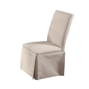 chair dining skirted chair pads cushions