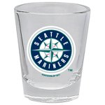 Seattle Mariners 2 Oz Shot Glass Amazon.com