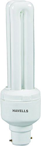 Havells DU B-22 15W CFL Bulb (Cool Day Light, Pack of 4)