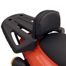 H-D Passenger Backrest for XR1200 Models