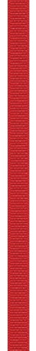 Offray Grosgrain Craft Ribbon, 5/8-Inch Wide by 100-Yard Spool, Hot Red