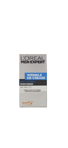 L'Oreal for Men Wrinkle De-crease 50ml