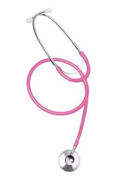 Jr Physician Child Stethoscope (Pink) Real Working Costume Accessory