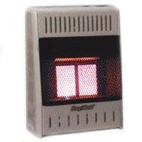 Kozy World Kwp112 10,000-Btu Vent-Free Lp-Gas Infrared Wall Heater
