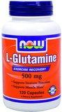 Lグルタミン 500mg 120粒[海外直送品]