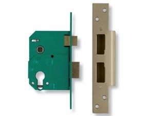 Union Escape Lock PL 76mm Case LH