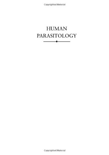 Human Parasitology, Third Edition