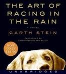 TheArt of Racing in theRain Low Price CD [Audiobook, Unabridged] Publisher: HarperAudio; Unabridged edition