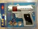 Powerful Laser Pointer - Toy Pistol Shaped