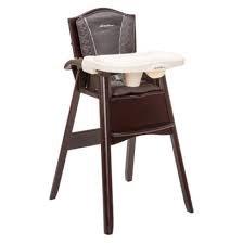Eddie Bauer® Classic 3-in-1 Wood High Chair Coal Creek