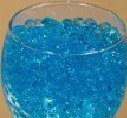 2oz Jelly BeadZ® Water Bead Gel- BLUE - 1