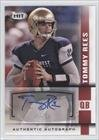 Tommy Rees Notre Dame Fighting Irish (Football Card) 2014 SAGE Hit Autographs #A11