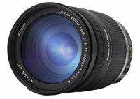 Canon EF-S 18-200mm f/3.5-5.6 IS Standard Zoom Lens for Canon DSLR Cameras White Box from Canon