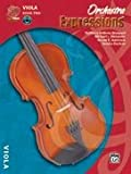 Orchestra Expressions Book 2, Viola By Kathleen Brungard and Gerald E Anderson by Alfred Music