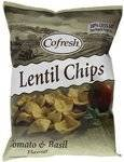 Cofresh 20% Off Lentil Chips Creamy Dill 40G