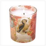 Sentimental Garden Victorian Rose Scented Jar Candle
