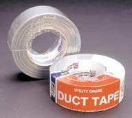"""IPG 493 Utility Grade Duct Tape, 60 yards Length x 1-7/8"""" Width"""