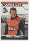Michael Mcdowell (Trading Card) 2010 Press Pass #76 front-427151