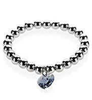 Autograph Heart Bracelet MADE WITH SWAROVSKI® ELEMENTS
