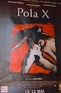 POSTER-POLA X ORIGINAL FRENCH MOVIE POSTER