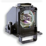 FI Lamps MITSUBISHI WD-73638_5877 Compatible with MITSUBISHI WD-73638 TV Replacement Lamp with Housing (Light Bulb For Mitsubishi Tv compare prices)