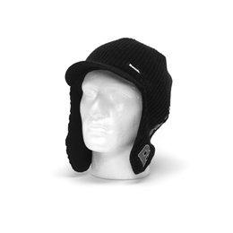 Bench Fielding Hochländer Ohrenwärmende Mütze- schwarz