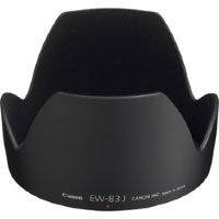 Canon Ew-83J Lens Hood For Ef-S 17-55 F2.8 Is front-637254