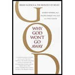 img - for Why God Won't Go Away - Brain Science & the Biology of Belief (02) by Newberg, Andrew - D'Aquili, Eugene - Rause, Vince [Paperback (2002)] book / textbook / text book