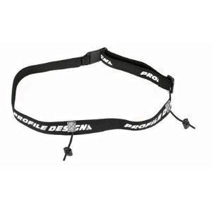 Profile Design Race Number Belt (Red, One Size) by Profile Design (Profile Design Race Belt compare prices)