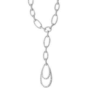 66080 14Kw Gold 1 5/8 Ct Tw Diamond Necklace