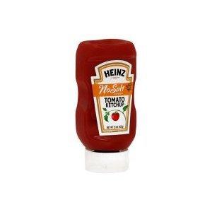 Heinz No Salt